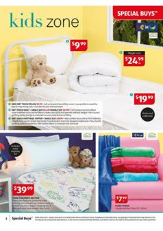 Aldi special buys week 9 kids bedroom