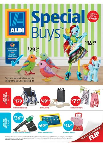ALDI Catalogue Special Buys Week 14