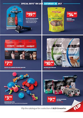 ALDI Catalogue Home Essentials July 2016
