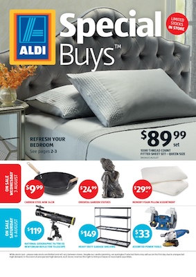 ALDI Catalogue 2 Aug 2016