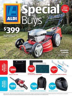 ALDI Catalogue Special Buys 12 Aug 2016