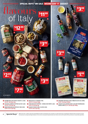 ALDI Catalogue Special Buys 14 Aug 2016
